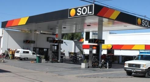 Estación de Servicio sol