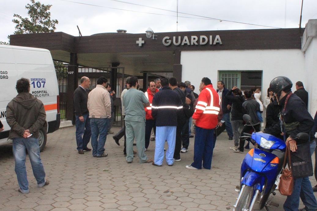 asamblea guardia hospital