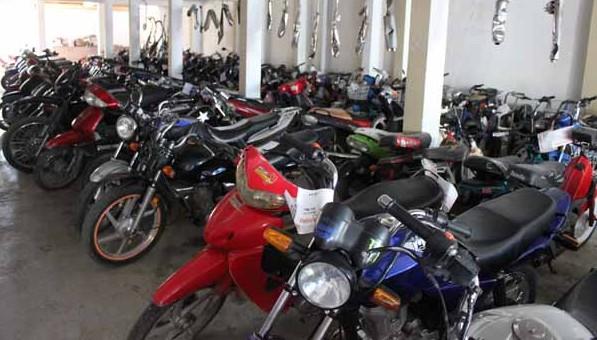 galpon motos