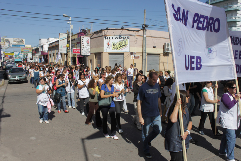 docentes marcha