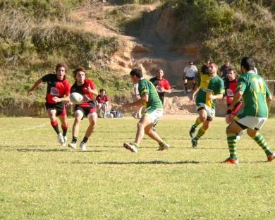 Rugby- Tiro- Las Canas 2 []