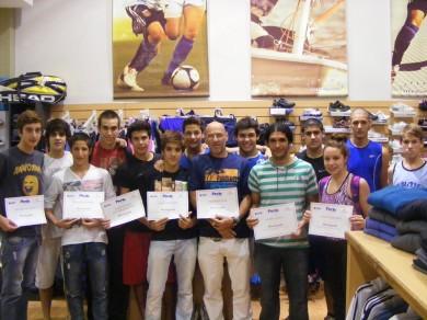 deportistas premiados