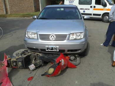 accidente o cezar y socorro