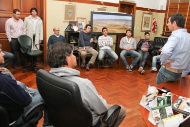reunion silva bolicheros