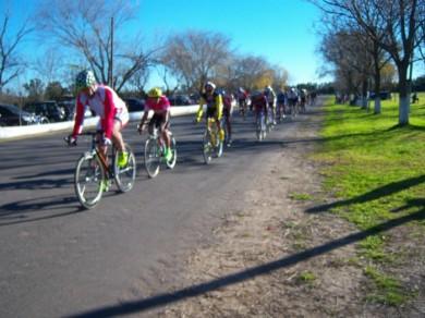 ciclismo en el panorámico