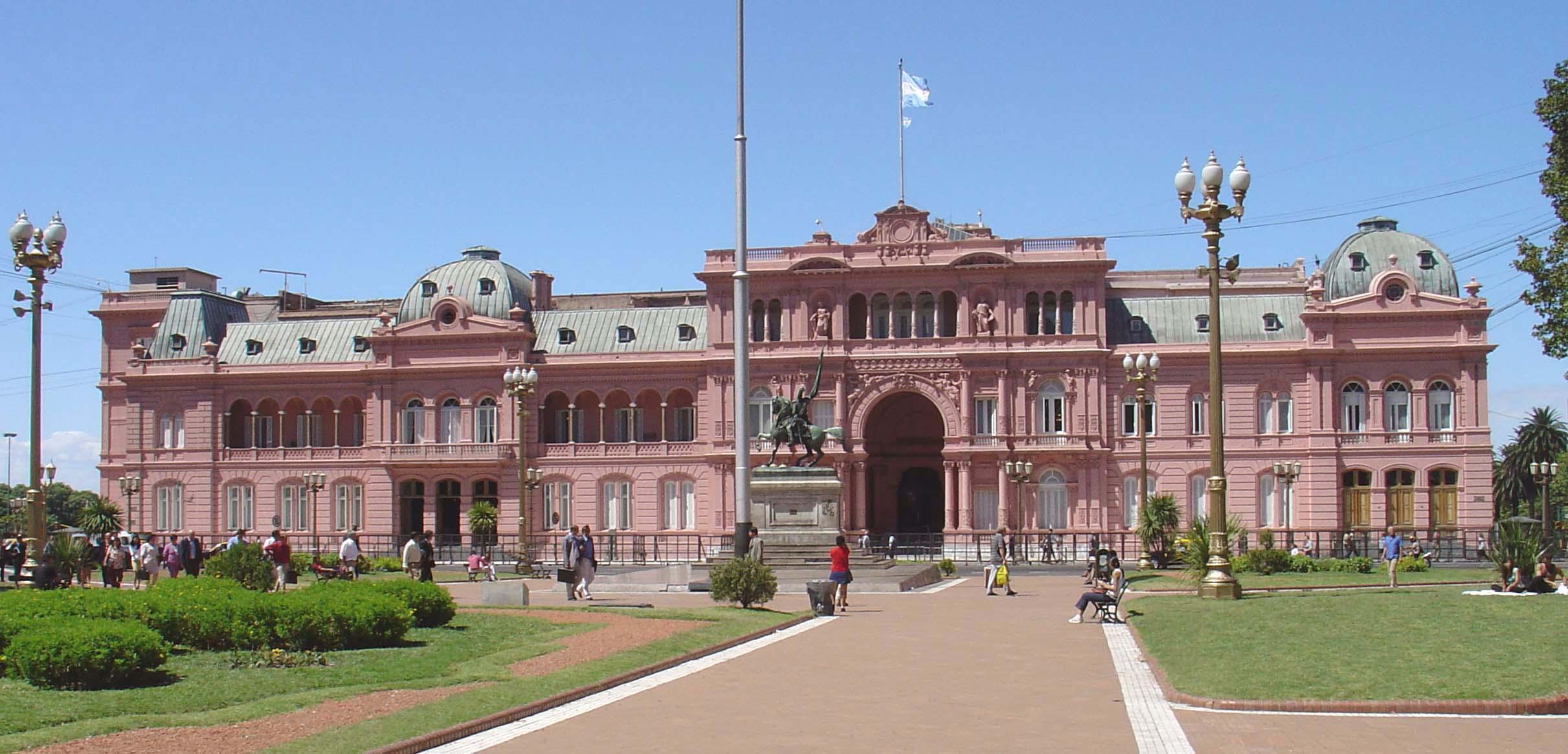 Ultimato rosa mochileiro buenos aires for La casa rosa milano