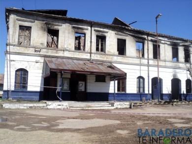 estacion de tren baradero