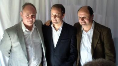 Butti, Isaurralde y Guacone