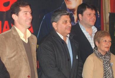 Ramanzini, Monfasani y Celie