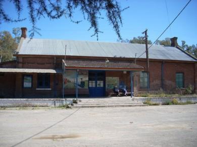 estación de trenes san pedro