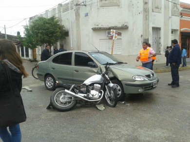 Accidente Quiroga y Mitre