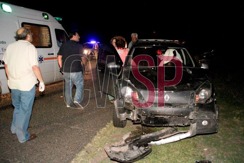 Accidente Ruta 191 2