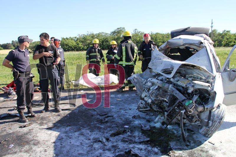 Accidente Ruta 9