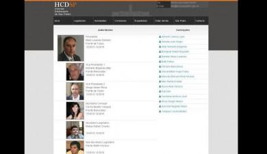 web del hcd