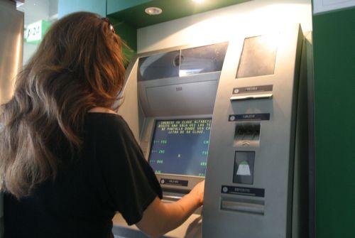 Cajero automatico banco provincia