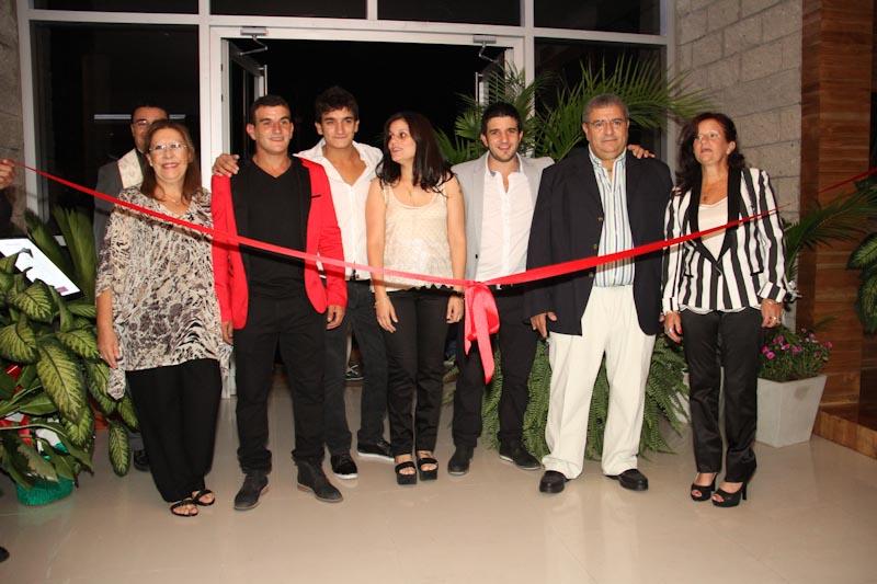 Inauguraron cocina abierta 505 canalweb san pedro for Comedor 505 san pedro