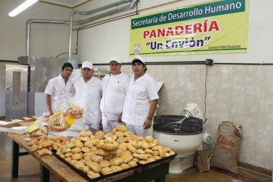 PANADERIA ENVION