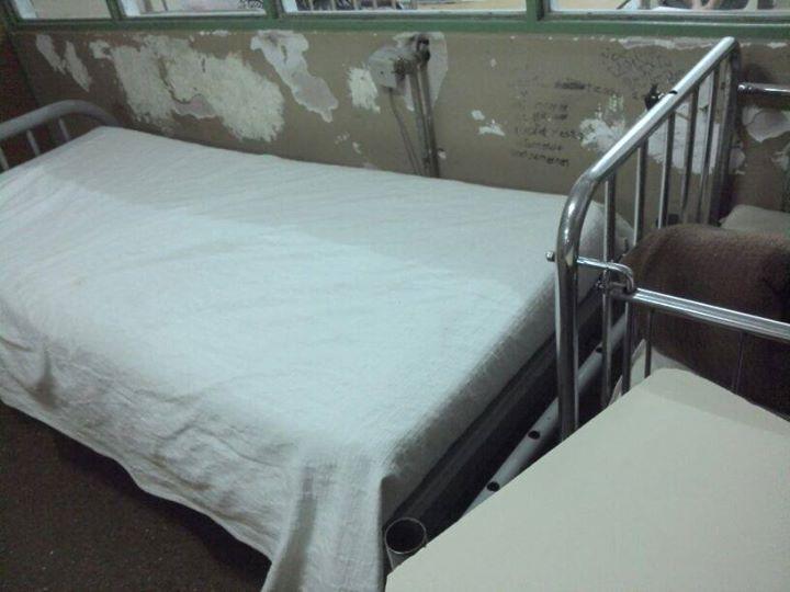 Estado desastroso de una habitación