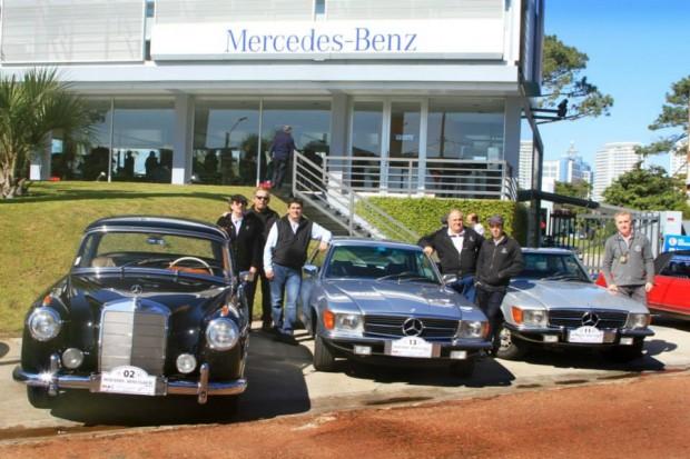 Este s bado llega el club mercedes benz argentina for Mercedes benz san pedro