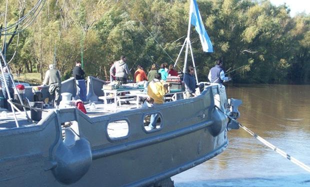 pesca buque museo