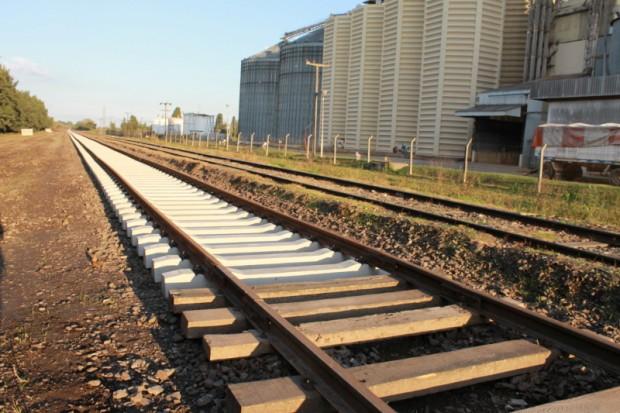 vias de trenes