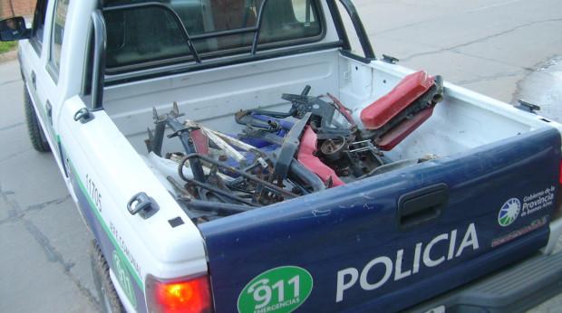 motos patrulleros