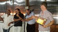 La Unión Argentina de Trabajadores Rurales y Estibadores (UATRE), Seccional San Pedro, realizó en la noche de este sábado, , en el Club de Pescadores, una cena agasajo al sampedrino […]