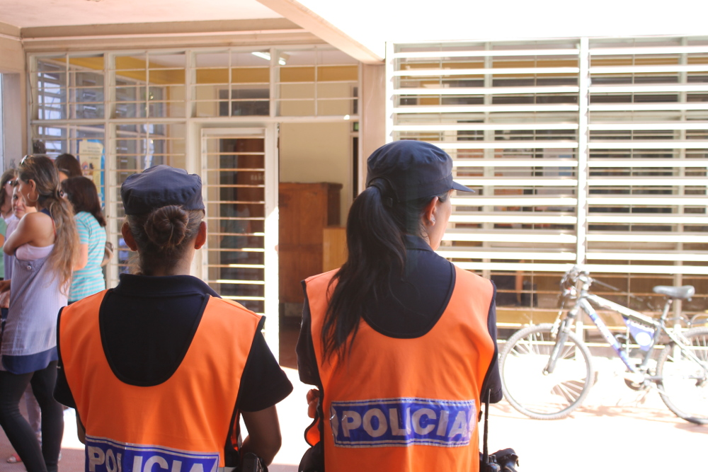 registro civil policia