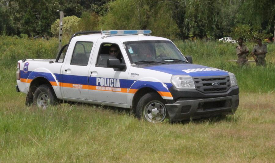 patrullero campo