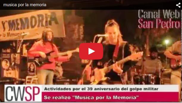musica por la memoria