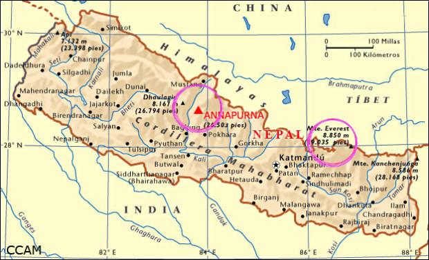 annapurna_mapa