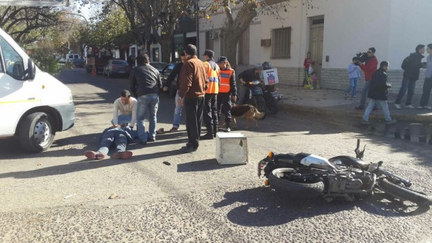 accidente salta y 3 de febrero
