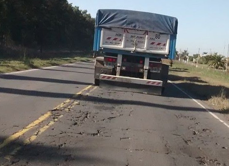 camion arenero