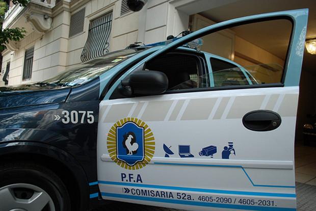 patrullero policia federal