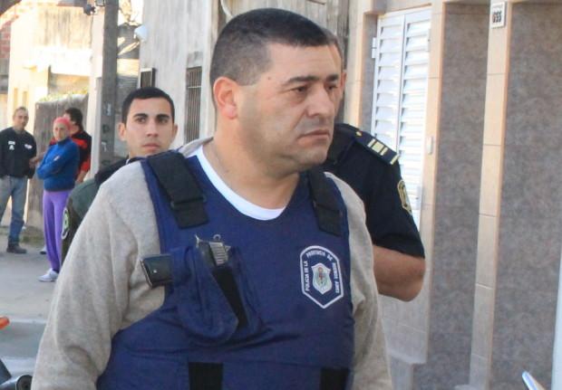 Comisario Fabián Gallo