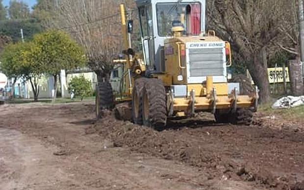 arreglos calles tierra