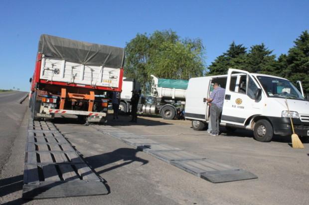 camiones areneros