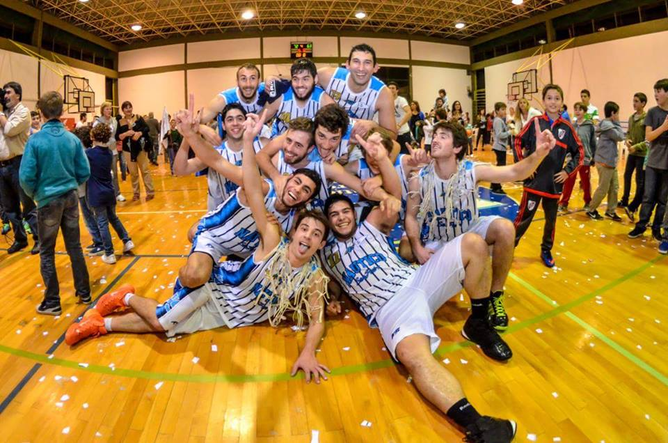 basquet campeon