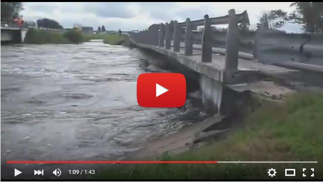 puente rio areco video