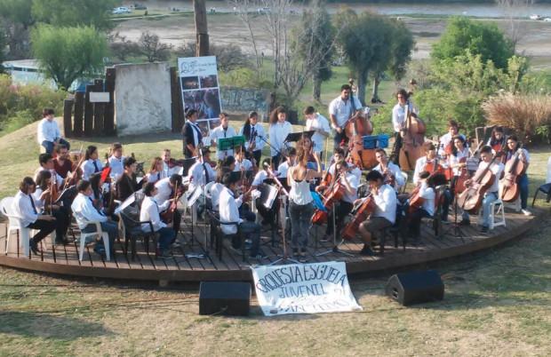 Orquesta Escuela Juvenil de San Telmo