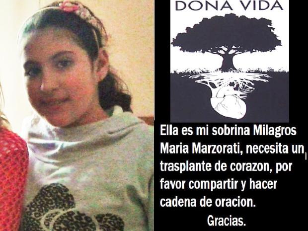 Milagros Maria Marzorati