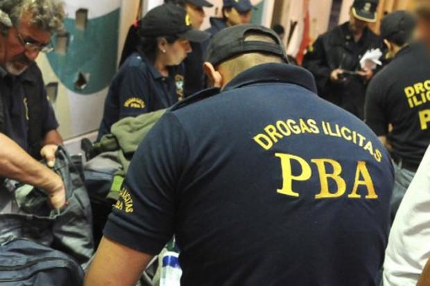 drogas policia