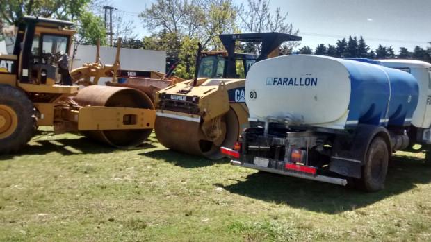 maquinas farallón