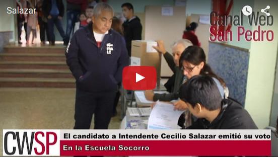 salazar voto