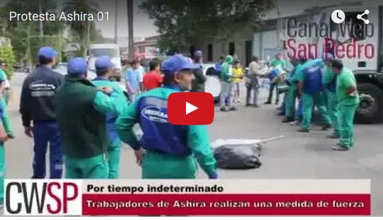 protesta ashira