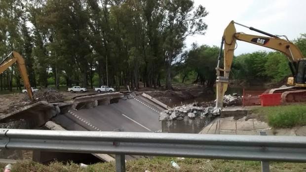 puente Río Areco