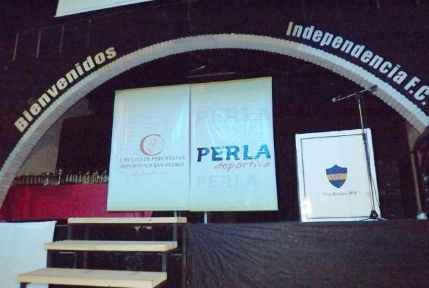 Perla Deportiva 2014