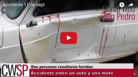 accidente 11 de sept