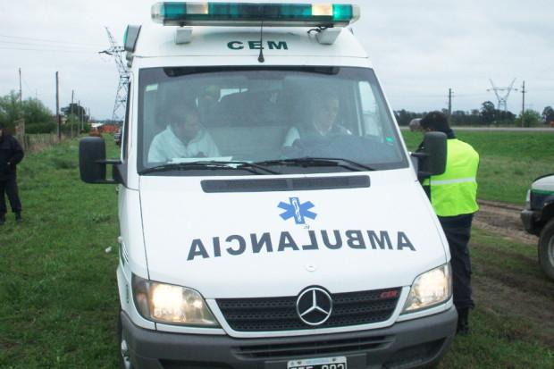 ambulancia CEM
