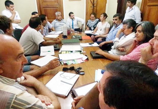 reunion de gabinete